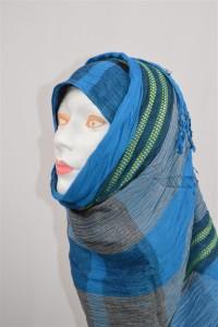 Plaid Hijab