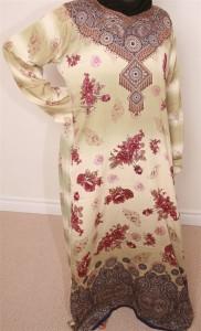 Stylish Sparkle Kaftan Dresses
