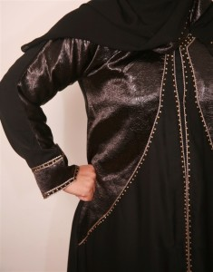 Vest Coat Abaya